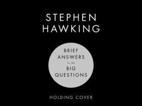 Νέο βιβλίο του Stephen Hawking υπό έκδοση