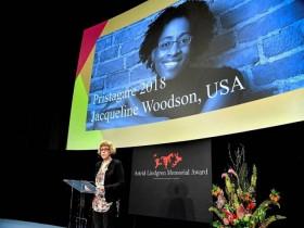 Η νικήτρια του βραβείου Astrid Lindgren