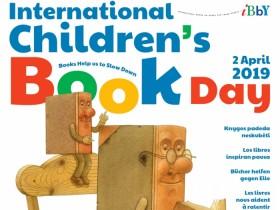 Παγκόσμια ημέρα παιδικού βιβλίου: