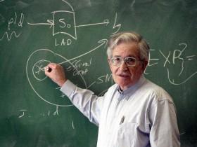 Σαν σημερα γεννήθηκε ο Noam Chomsky