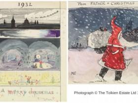 Τα χριστουγεννιάτικα γράμματα του Τόλκιν προς τα παιδιά του