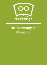 The Autonomy of Education