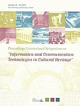 Information and Communication Technologies in Cultural Heritage