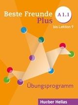 Beste Freunde Plus A1.1: Übungsprogramm