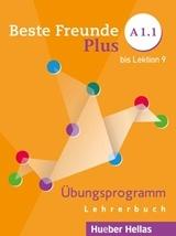 Beste Freunde Plus A1.1: Übungsprogramm, Lehrerbuch