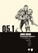 Judge Dredd: Οι ολοκληρωμένες υποθέσεις 05.1