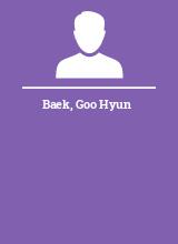 Baek Goo Hyun