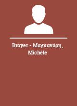 Broyer - Μαγκανάρη Michèle