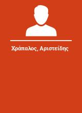 Χράπαλος Αριστείδης