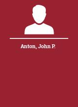 Anton John P.