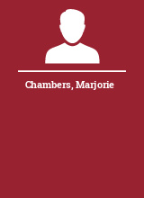 Chambers Marjorie