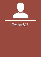 Chenggui Li