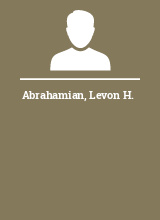 Abrahamian Levon H.