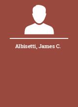 Albisetti James C.