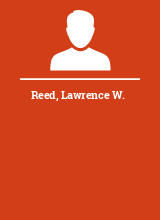 Reed Lawrence W.