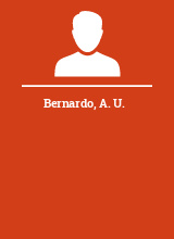 Bernardo A. U.