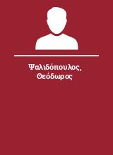 Ψαλιδόπουλος Θεόδωρος