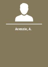Acenzio A.