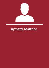 Aymard Maurice