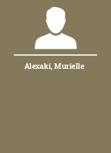 Alexaki Murielle