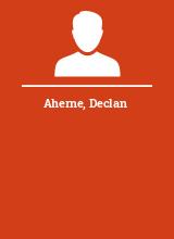Aherne Declan