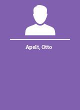 Apelt Otto