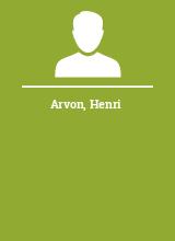 Arvon Henri