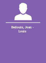 Bedouin Jean - Louis