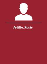 Ayliffe Rosie