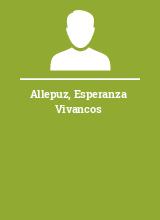 Allepuz Esperanza Vivancos
