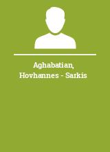 Aghabatian Hovhannes - Sarkis