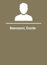 Beaumont Émilie