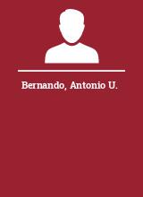 Bernando Antonio U.