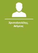 Χριστοδουλίδης Ανδρέας