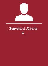 Benvenuti Alberto G.