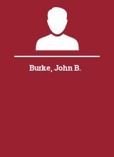 Burke John B.