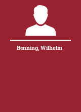 Benning Wilhelm