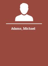 Adams Michael