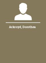 Ackroyd Dorothea