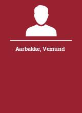 Aarbakke Vemund