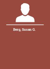 Berg Susan G.