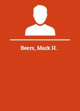 Beers Mark H.