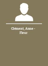 Clément Anne - Fleur