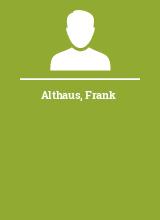 Althaus Frank