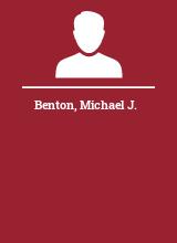 Benton Michael J.
