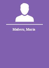 Mañeru María