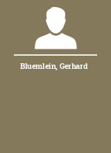 Bluemlein Gerhard