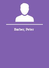 Barber Peter