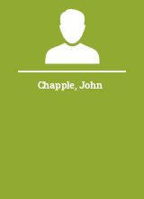 Chapple John