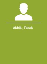 Akbik  Faruk